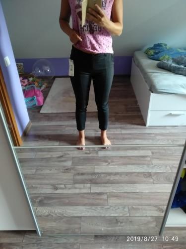 Trousers Women New  Ankle Length Capris Female Leggings Pantalon Femme Workwear Slim High Waist Elastic Casual Woman Pants photo review