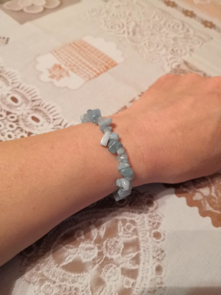 bracelet pierre naturelle amazonite