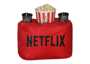 Netflix Popcornhållare