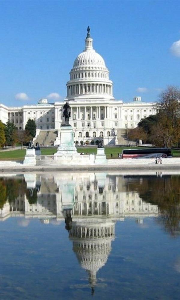 《美国国会》封面图片