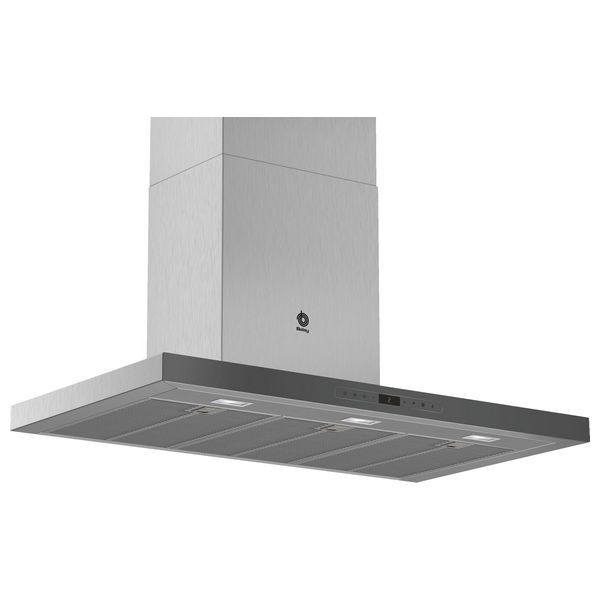 Conventional Hood Balay 3BC998HGC 90 Cm 843 M³/h 165W A+ Anthracite