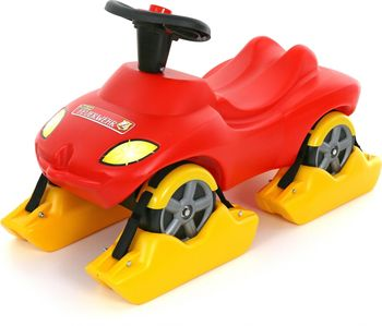 Ride On Cars COLOMA Y PASTOR  Snowmobile-car Fire Brigade with snooze multifunction games for boys and girls for children toys cars for riding for boys and girls, strollers toy children's car motorcycle bike for kids