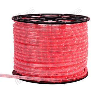 025253 Rope ARD-REG-STD Red (220 V, 24 LED/M 100 M) ARLIGHT 100th