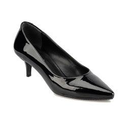 FLO 92.314055RZ черные женские ботинки Gova Polaris