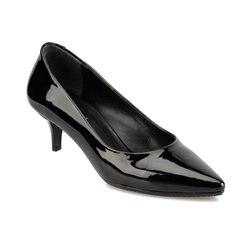 FLO 92.314055RZ Schwarz Frauen Gova Schuhe Polaris