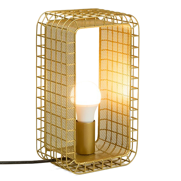 Desk Lamp Aluminium (17 X 11 X 30 Cm)
