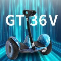 Segway mini robô 36 v gt giroscópio hoverboard gt polegadas com bluetooth duas rodas inteligente auto balanceamento scooter 36 v 700 w forte|Scooters de duas rodas| |  -