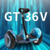 Segway mini robot 36V GT gyroscooter hoverboard GT inch with Bluetooth two wheels smart self balancing scooter 36V 700W strong