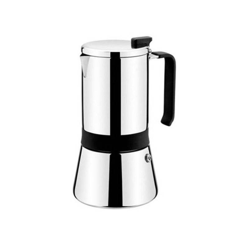 Italian Coffee Maker Monix M770006 (6 Cups) Stainless Steel
