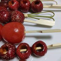 糖葫芦,冬季美食的做法图解2