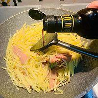 土豆丝的做法图解9