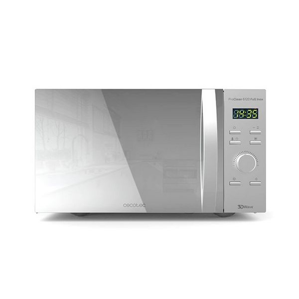 Microwave with Grill Cecotec ProClean 5120 20 L 700W Silver