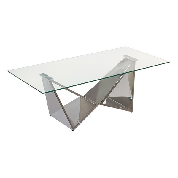 Centre Table Crystal (120 X 60 X 45 Cm)