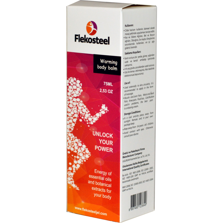 Flekosteel Cream Original Postpaid analgesic cream rheumatism arthritis ointment muscle sprains knee low back pain back shoulder orthopedic custom
