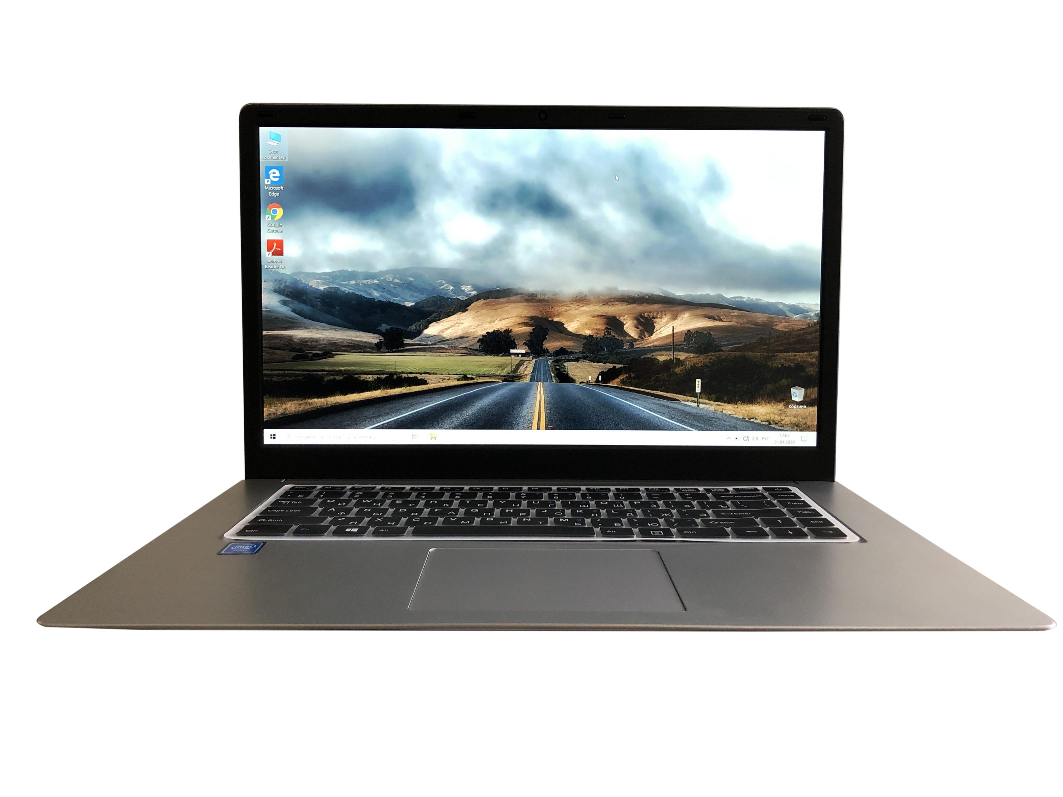 "Ноутбук Echips Casual Slim 15.6"" 1920x1080 IPS, Intel Celeron J3455 4x2.3Ghz, 8GB RAM, SSD 240Gb [DOS]"