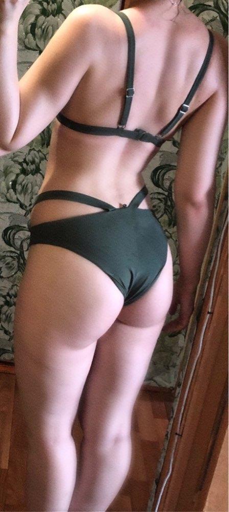 NAKIAEOI 2019 New Sexy One Piece Swimsuit Women Swimwear Backless Halter Top Swimsuit Solid Beachwear Bathing Suit Swim Wear S~L-in Body Suits from Sports & Entertainment on AliExpress