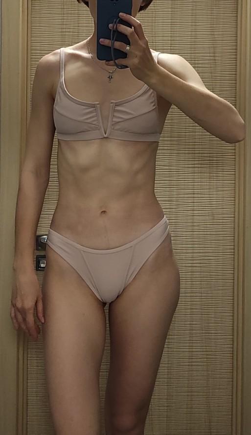 Women's V-Cut Bikini Swimsuit photo review