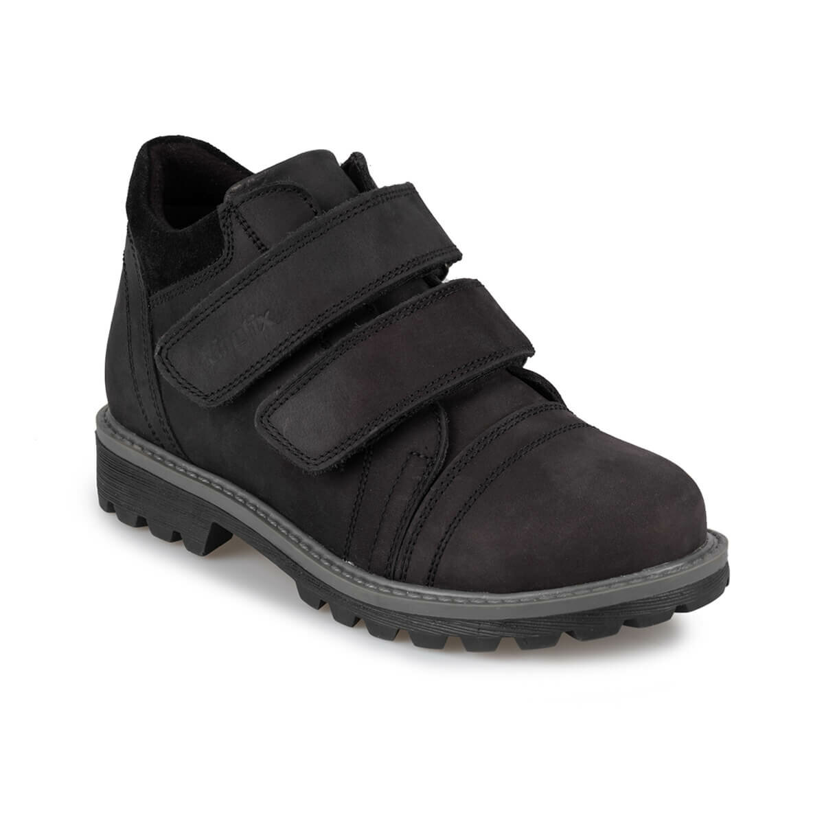 FLO RADELA 9PR Black Male Child Boots KINETIX