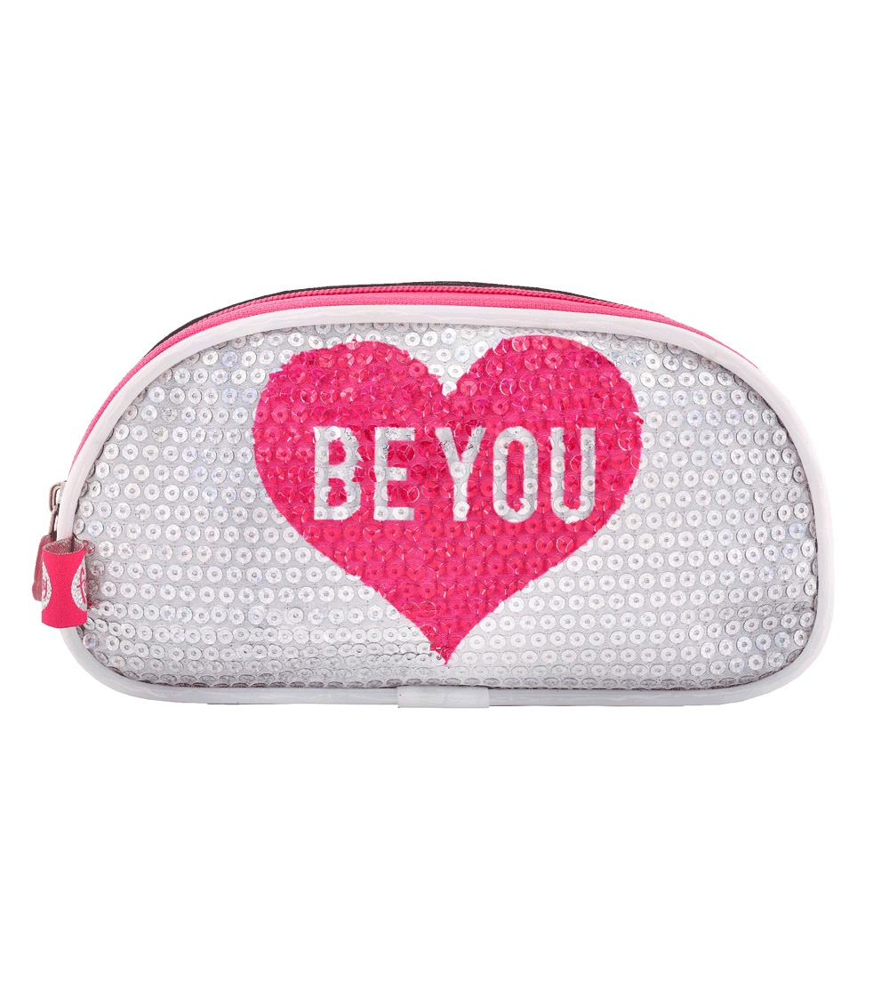 FOOTY Case Be You Plated Double With LED Light AND Sequins