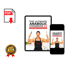 The Ultimate Anabolic Cookbook 2.0 by Greg Doucette E-book PDF