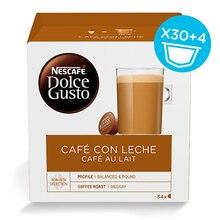 Кофе в капсулах Nescafe dolcee Gusto(34 uds) Cafe au lait