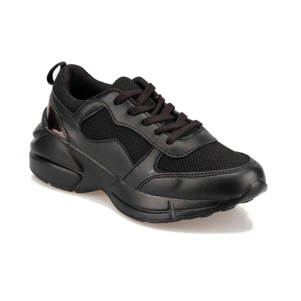 FLO 92.314726.Z Black Women Sneaker Polaris