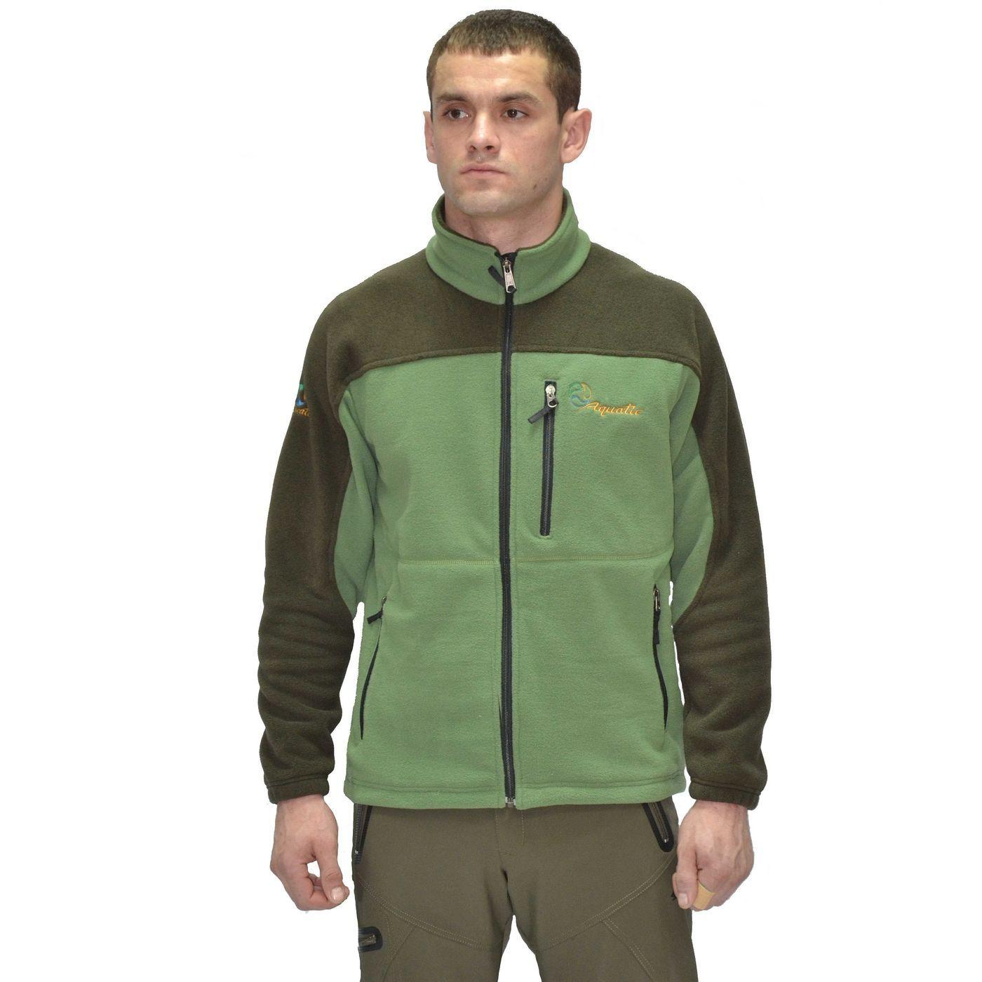 Fleece Jacket Aquatic Kf-03 Tzo Kf-03 Tzo L