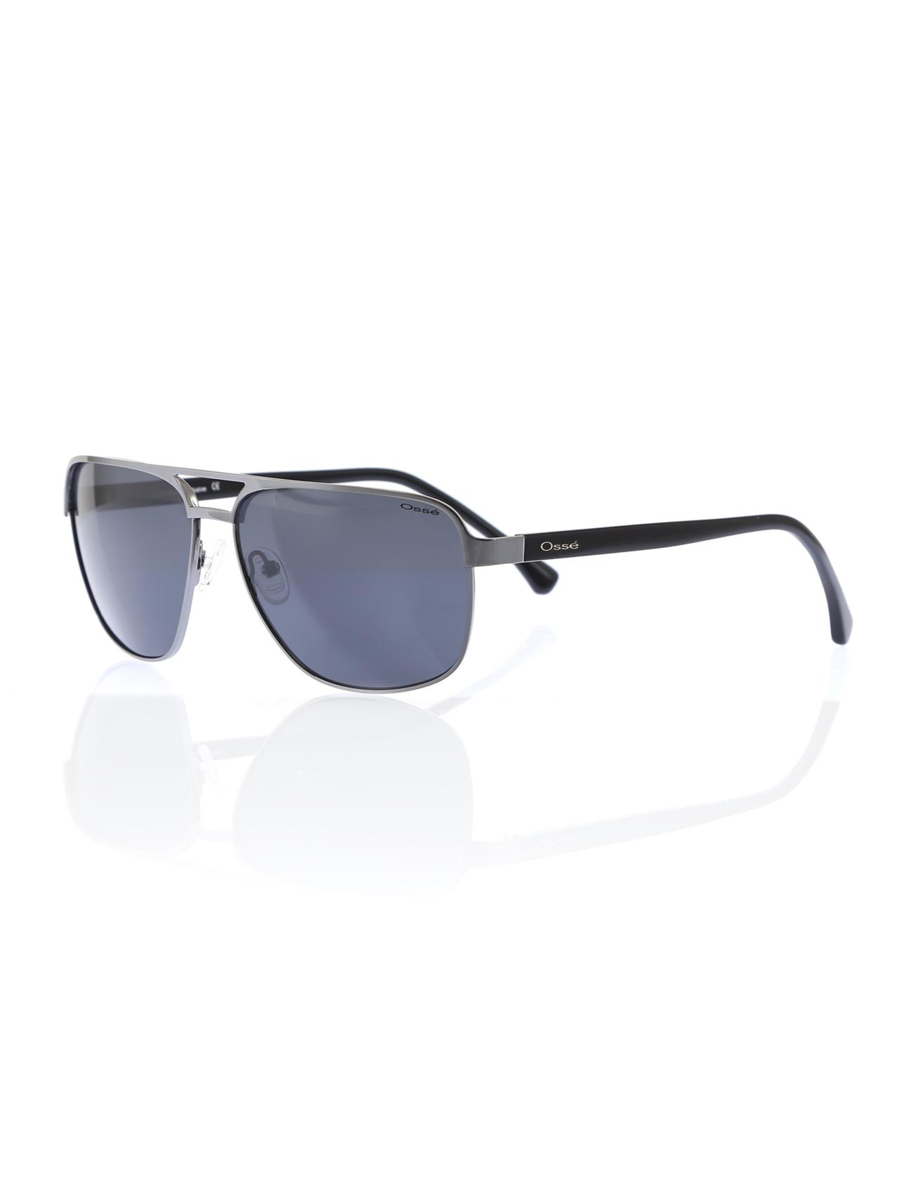 Men's sunglasses os 2848 02 metal metallic organic square square 61-12-145 osse