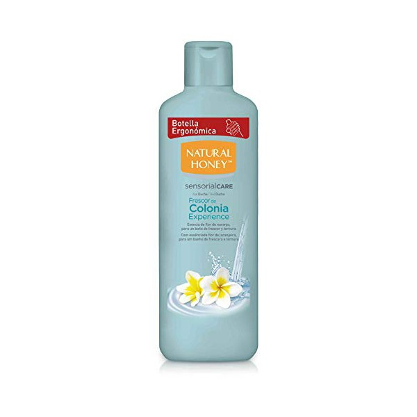 Shower Gel Colonia Natural Honey (650 Ml)