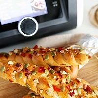 温暖了时光,干果辫子面包的做法图解21