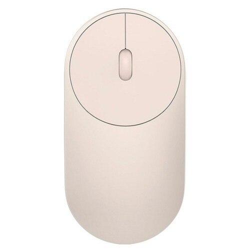Мышь Xiaomi Mi Portable Mouse Gold Bluetooth E-HLK4003CN