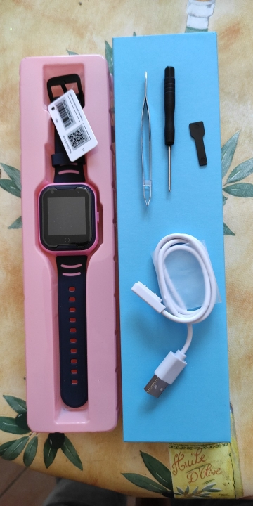 Greentiger 4G Network A36E Wifi GPS SOS Smart Watch Kids Video call IP67 waterproof Alarm Clock Camera Baby Watch VS Q50 Q90 Smart Watches    - AliExpress