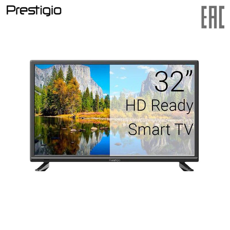 TV 32 Prestigio PTV32DS00Z_BK_CIS HD SmartTV 3239inchTV dvb dvb-t dvb-t2 digital tv 32 polarline 32pl52tc hd 3239inchtv dvb dvb t dvb t2 digital