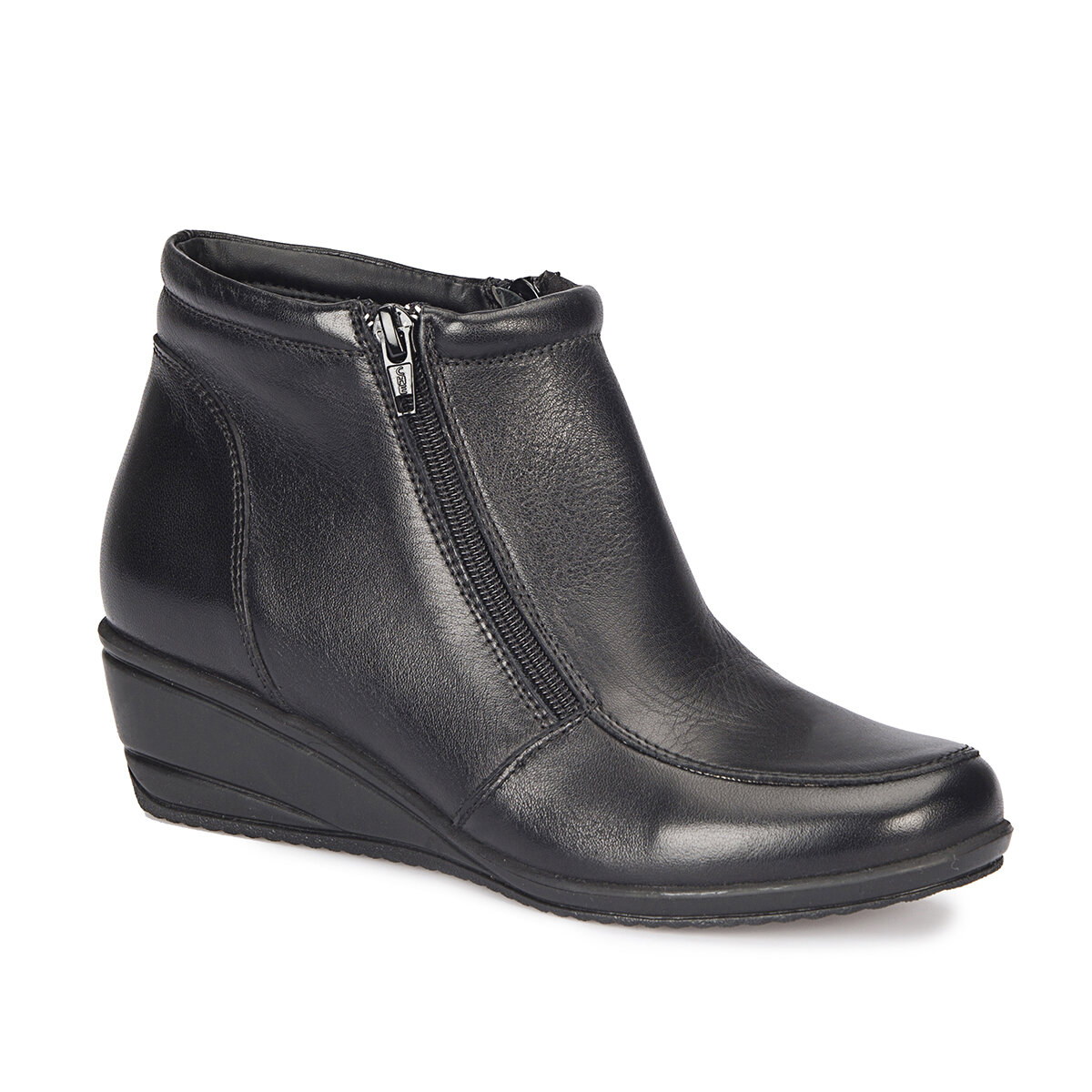 FLO 72.110150.Z Black Women Boots Polaris 5 Point