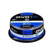 DVD+ R INTENSO 4111154 16x4,7 GB 25 шт