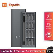 Xiaomi – Kit de tournevis de précision avec 24 pointes magnétiques pour un rangement facile