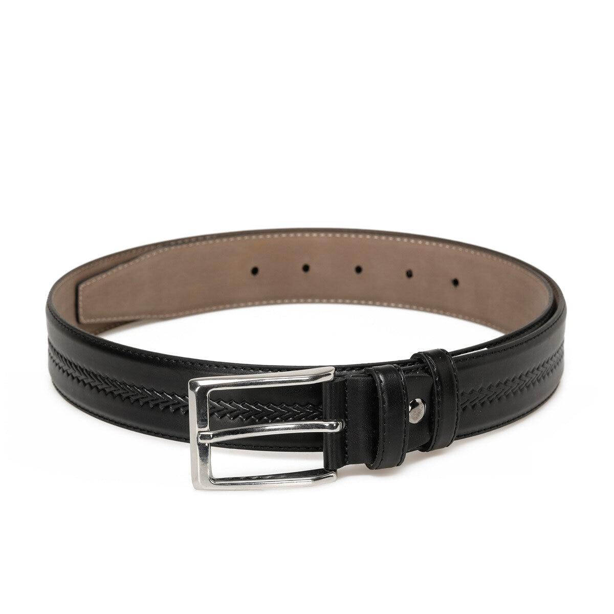 FLO 20M VZY NET Black Male Belt Garamond