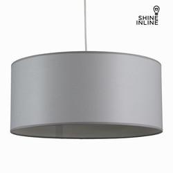 Szara lampa sufitowa firmy Shine Inline w Wiszące lampki od Lampy i oświetlenie na