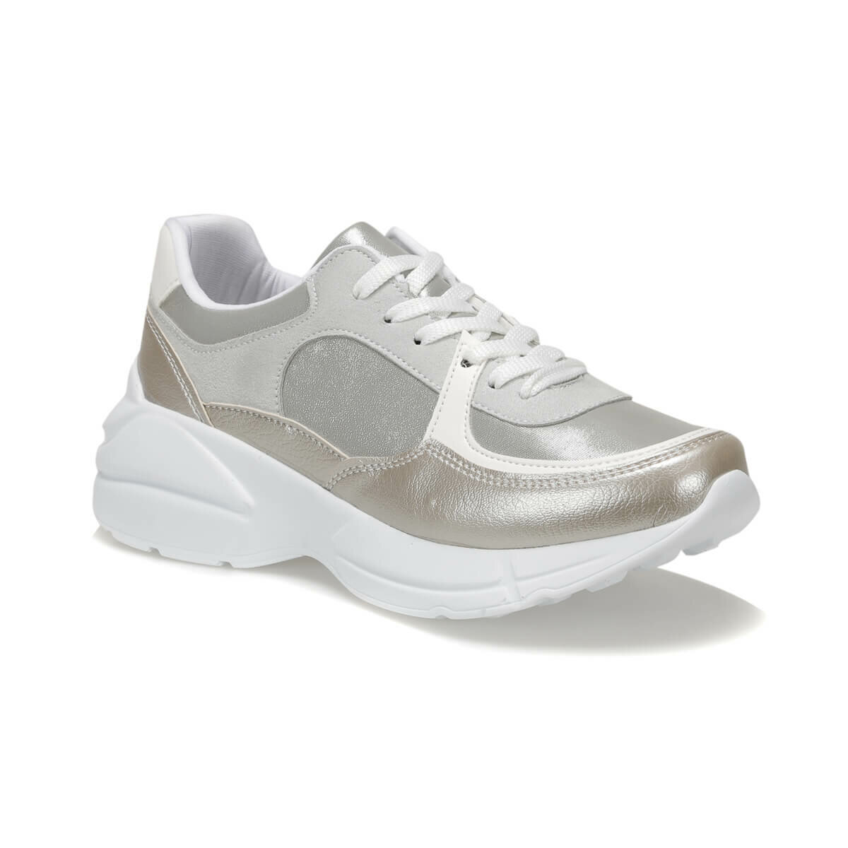 FLO REYN77Z SKIN Gray Women 'S Sneaker Shoes BUTIGO