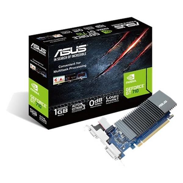 Graphics card Asus 90YV0AL0-M0NA00 1 GB GDDR5 954 MHz