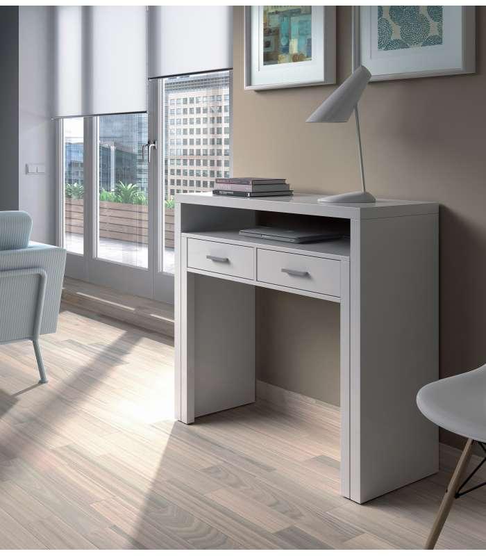 Desktop Extendable Tyron White Artik