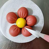 送你一朵小红花的做法图解6