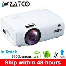 9.0 E600 LED Beamer