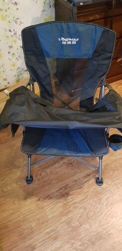 Cadeiras de pesca Cadeira Selvagem Camping