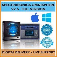 UPDATE Live-Support Omnisphere Full-Version 2-V2.6 WINDOWS MAC Same-Day-Delivery Spectrasonics