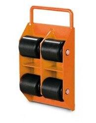Koła transportowe UNICRAFT 6193030 TR 3 3 T 4 rolki -