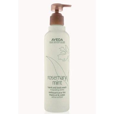 Vegan Aveda Rosemary Mint Hand And Body Shower Gel - El Ve Vücut Duş Jeli 250 Ml
