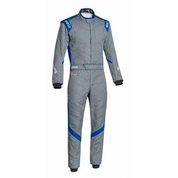 S0011277H56GRAZ-Dungarees R541 Rs7 Size 56 Gray/Blue Sparco