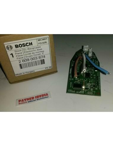 2609003874 Electronic Assembly: Genuine BOSCH-SKIL-DREMEL Spare-part