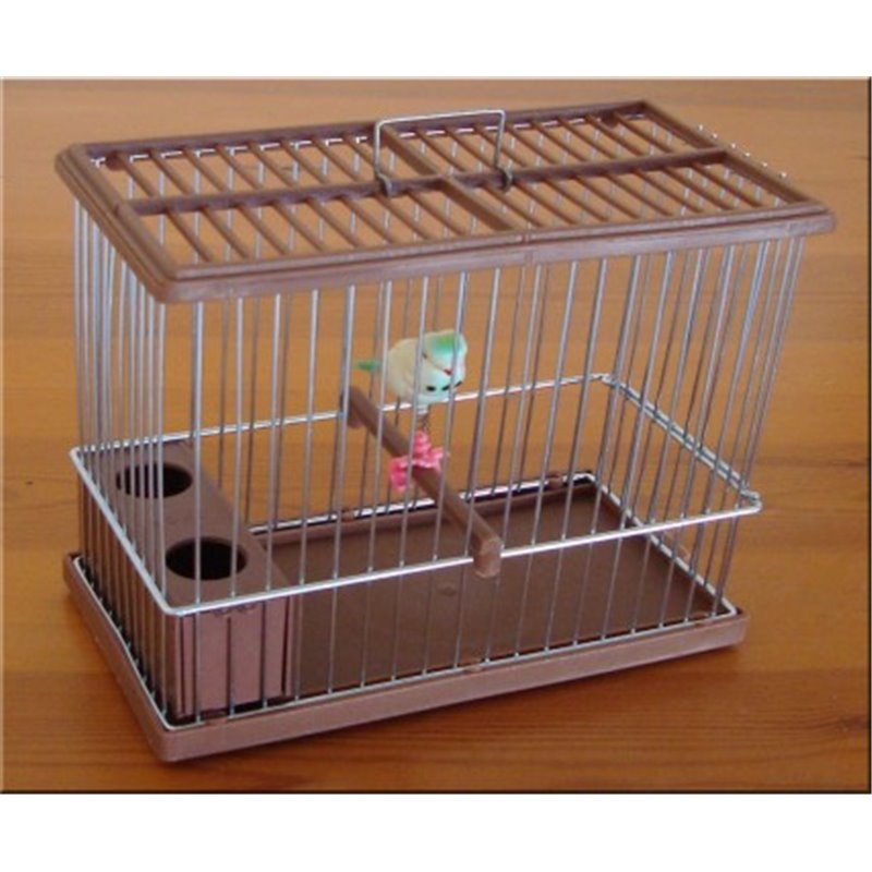 Galvanized mixed claim cage ...
